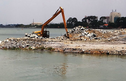 Dự án lấn sông Đồng Nai: đánh giá tác động môi trường quá sơ sài  - ảnh 1