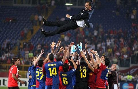 Bán kết Champions League 2015: Pep tái ngộ Barca - ảnh 1