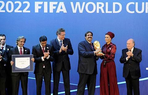 Qatar 'mua' World Cup 26 tỉ USD  - ảnh 1
