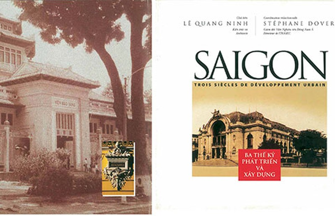 Phát hành sách Saigon ba thế kỷ phát triển và xây dựng - ảnh 1