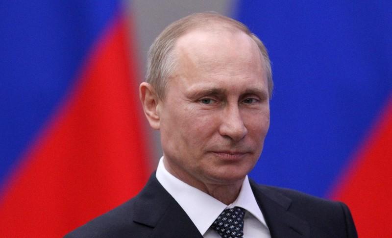 Ukraine cấm vận Tổng thống Nga Putin - ảnh 1