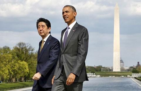 Mỹ ủng hộ Nhật tham chiến ngoài Nhật - ảnh 1