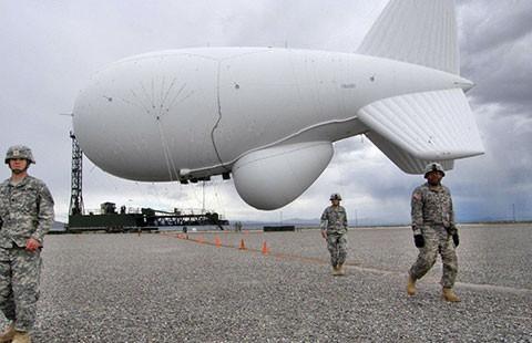 Phòng không Mỹ không dò được máy bay nhỏ - ảnh 1