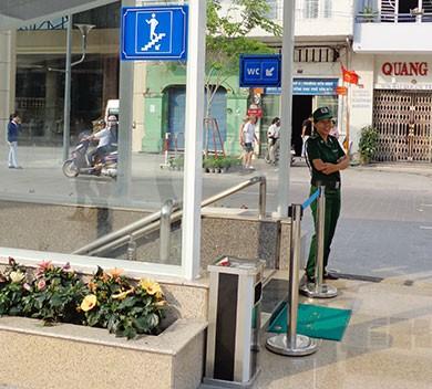 Phố đi bộ Nguyễn Huệ của người khuyết tật  - ảnh 2