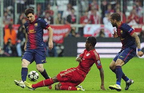 Barcelona - Bayern Munich: Khách nằm kèo dưới - ảnh 1
