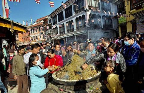 2 triệu dân Nepal đang cần nhu yếu phẩm - ảnh 1