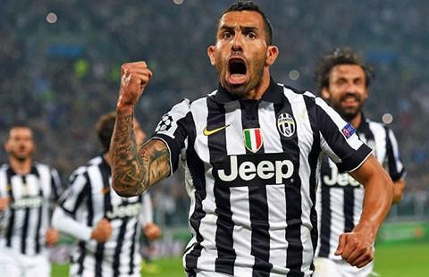 Juventus - Real Madrid (2-1): Dấu ấn Tevez - ảnh 1