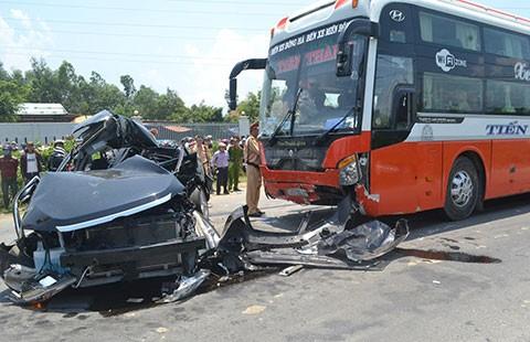 Nạn nhân cuối vụ tai nạn thảm khốc ở Đà Nẵng đã chết - ảnh 1