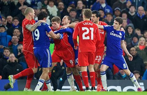 Chelsea – Liverpool: Mourinho phá đám - ảnh 1