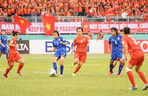 Việt Nam - Thái Lan (1-2): Lại thua Thái Lan! - ảnh 1