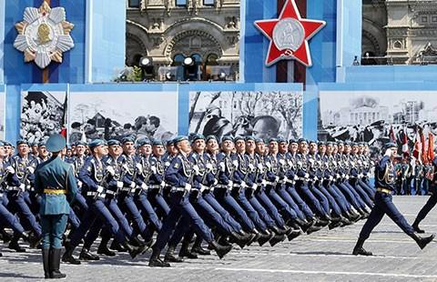 Nga duyệt binh trên Quảng trường Đỏ - ảnh 2