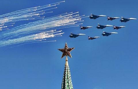 Nga duyệt binh trên Quảng trường Đỏ - ảnh 4