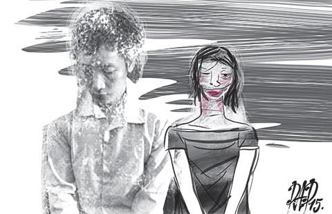Nỗi đau thấu trời của cô gái bị tạt acid - ảnh 1
