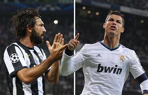 Real Madrid – Juventus: Mang bẫy đến Bernabeu - ảnh 1