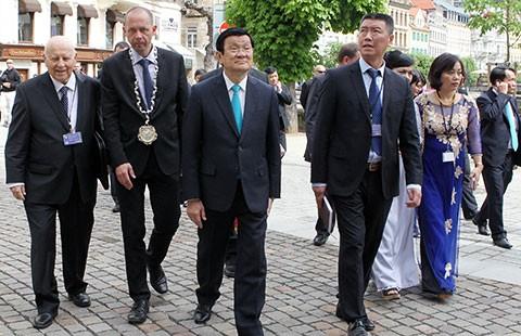 Tình cảm nhân dân Việt Nam-Czech là nền tảng quan hệ hai nước - ảnh 1
