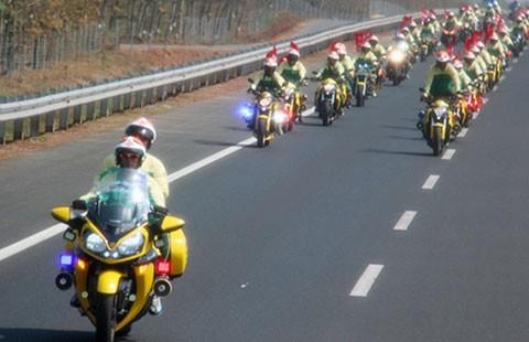 Bộ trưởng Đinh La Thăng: Thí điểm cho mô tô vào  ba đường cao tốc - ảnh 1