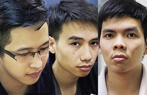 Triệu tập ba sinh viên nghi chiếm đoạt tài khoản thẻ tín dụng - ảnh 1