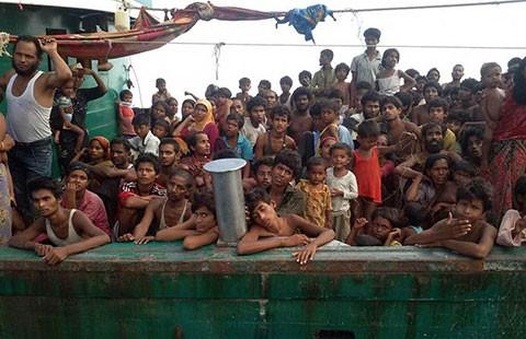 Thảm kịch người tị nạn châu Á  - ảnh 1