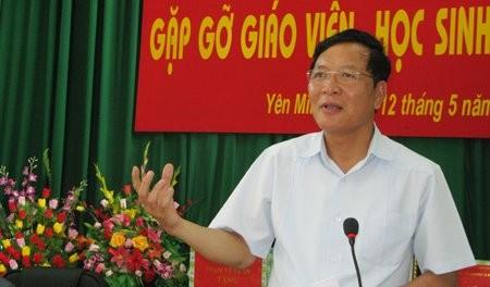 Bộ trưởng Giáo dục, mẩu chuyện bỏ túi, đổi mới giáo dục, Phạm Vũ Luận