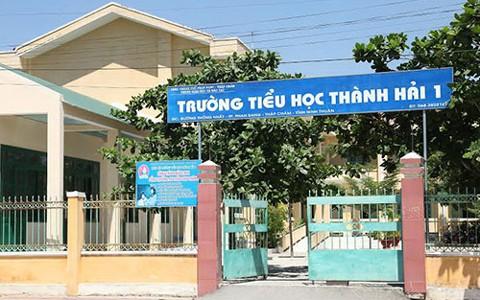 Truy bắt kẻ lạ mặt vào trường tiểu học cưỡng hiếp học sinh - ảnh 1