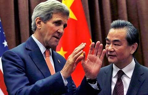 John Kerry đề nghị Bắc Kinh giảm căng thẳng - ảnh 1