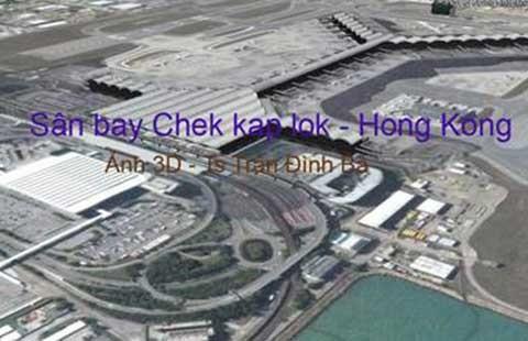 Phối cảnh sân bay Long Thành 'đạo' của nước ngoài? - ảnh 2