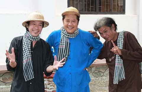 Hai Lúa - Thanh Nam lại có cuộc phiêu lưu mới - ảnh 1