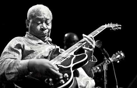 B.B. King: 'Ông vua khổng lồ' của nhạc blues  - ảnh 1