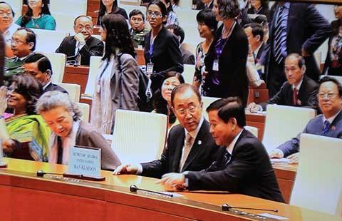 Làm tốt hơn trách nhiệm của Việt Nam với LHQ - ảnh 1