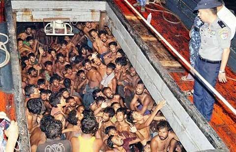 Myanmar sẽ trục xuất người tị nạn - ảnh 1