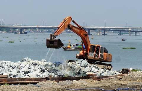 Dự án lấn sông Đồng Nai: Làm sơ sài điều quan trọng nhất! - ảnh 2