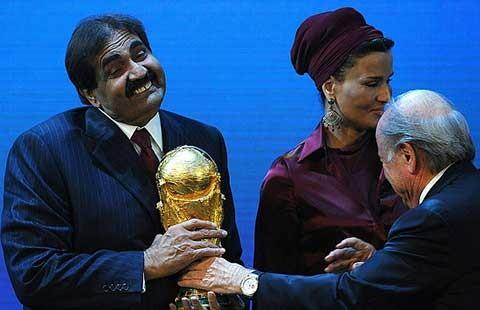 FIFA là ổ tham nhũng? - ảnh 1