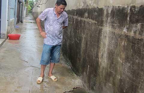 Dân khổ vì hộ nuôi heo gây ô nhiễm - ảnh 1