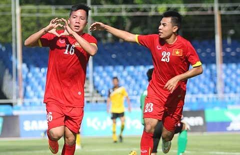 U-23 Việt Nam - U-23 Brunei (6-0): Chưa chạy hết số - ảnh 1