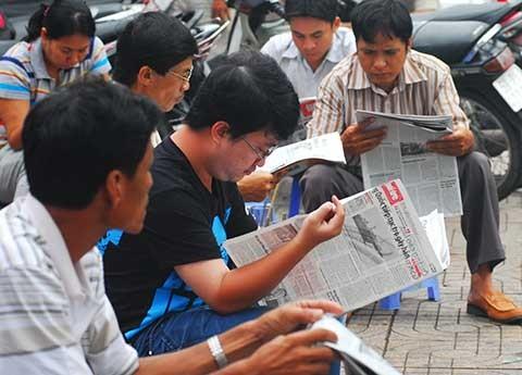 Thiếu chế tài hành vi cản trở hoạt động báo chí - ảnh 1