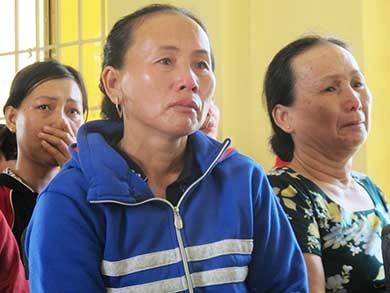 Hai người thân của HS bị công an xã đánh chết đều lãnh án tù - ảnh 2