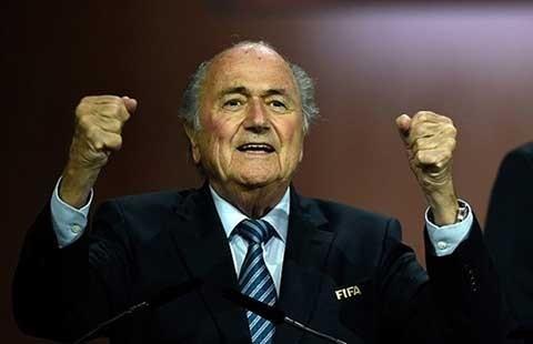 Blatter từ chức để tránh hiểm họa? - ảnh 1