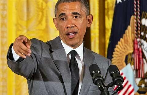 Tổng thống Obama: 'Trung Quốc không nên dùng nắm đấm…' - ảnh 1