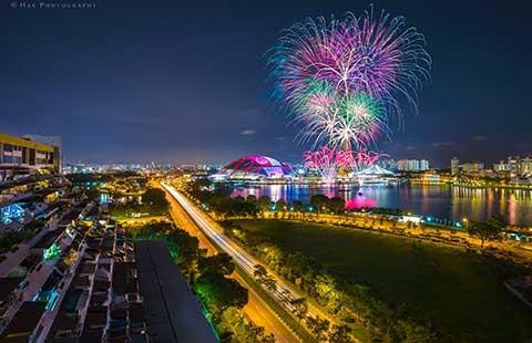 SEA Games 28 chính thức khai mạc: Ngọn lửa Sea Games - ảnh 2