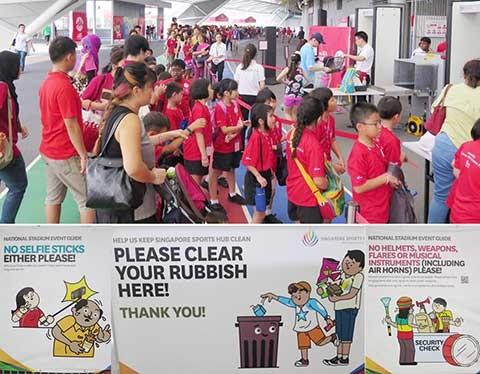 Nhật ký SEA Games: Vé giả và chuyện 'lạ' ở Singapore - ảnh 1