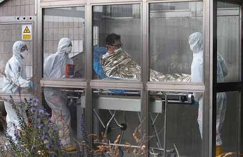 Công nhân Hàn Quốc nghi nhiễm MERS-CoV ở Slovakia  - ảnh 1