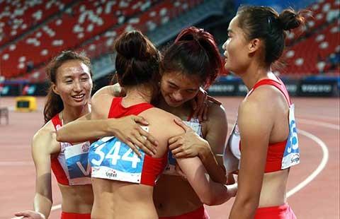 Tổng kết SEA Games 28: TTVN và 'mùa vàng Olympic' - ảnh 1