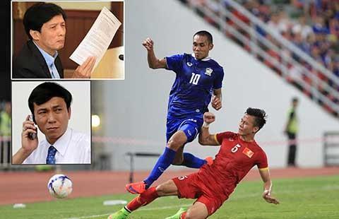 Từ Thai-League đến V-League: Quan chức 'say' với ghế - ảnh 1