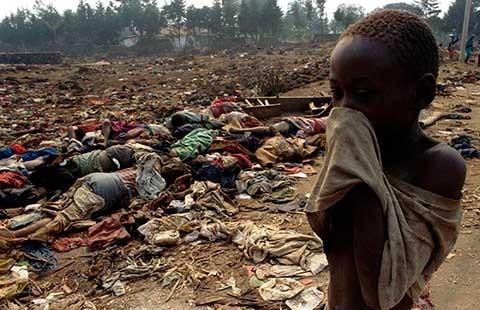 Sát hại dân thường ở Rwanda, bị bắt tại sân bay Anh - ảnh 1