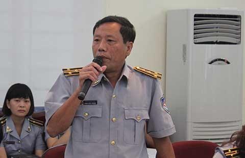 Hải giám Trung Quốc liên tiếp uy hiếp ngư dân ta - ảnh 1