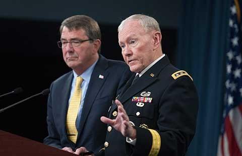 Mỹ công bố chiến lược quốc phòng mới - ảnh 1
