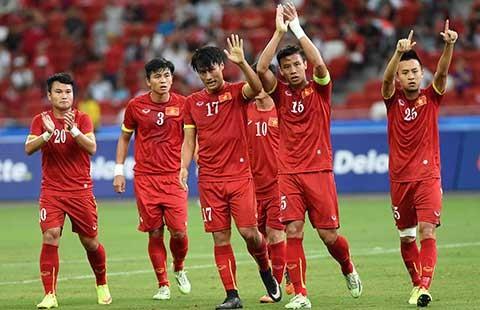 U-23 Việt Nam không thể tránh bảng tử thần - ảnh 1