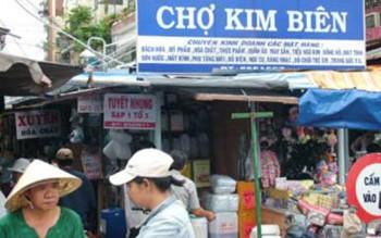 Chợ 'tử thần' Kim Biên sẽ bị di dời - ảnh 1