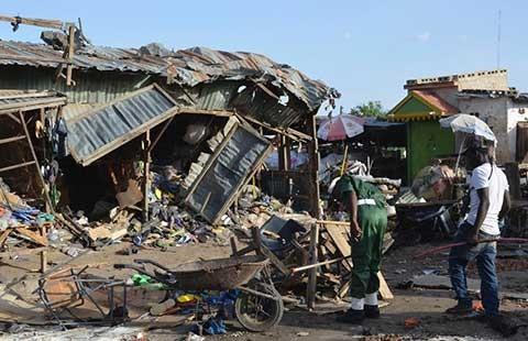 44 người chết trong hai vụ nổ - ảnh 1