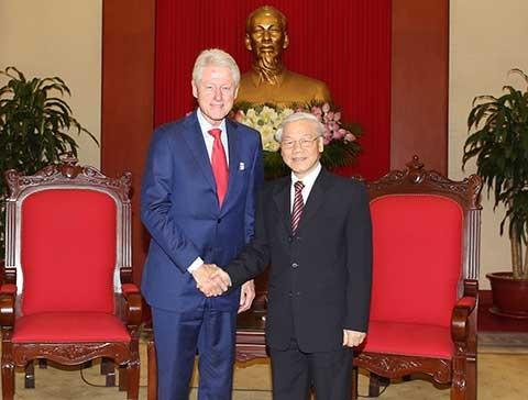 Quan hệ Việt-Mỹ phát triển thực chất, tin cậy hơn - ảnh 2